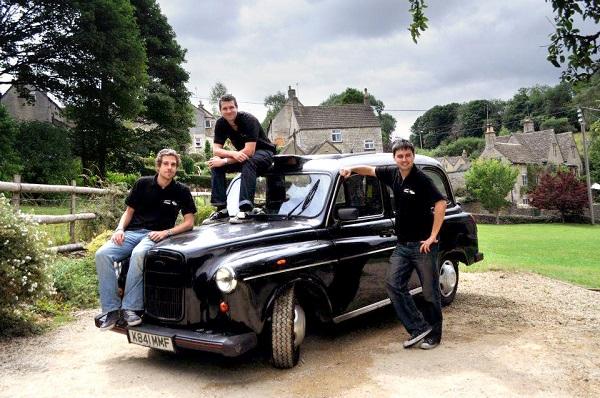 Neuheit: Drei Freunde, ein Taxi, kein Plan…